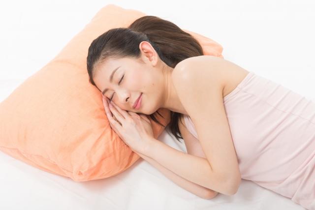 理由⑥:ウトウトと眠っているような状態で検査が受けられる